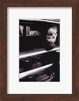 Framed Audrey Hepburn