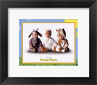 Funny Farm II Framed Print