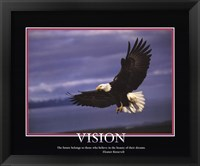 Framed Patriotic-Vision