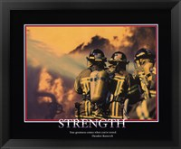 Framed Patriotic-Strength