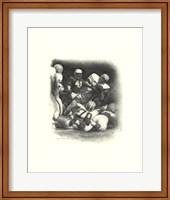 Framed Jim Brown