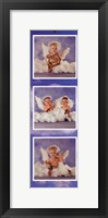 Heavenly Kids Framed Print