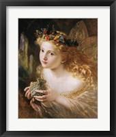 Framed Fairy
