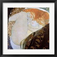 Framed Danae, c.1907