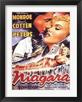 Framed Niagara, c.1953