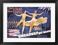 Framed Broadway - Qui Danse