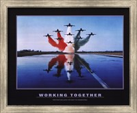 Framed Working Together