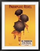 Framed Parapluie Revel