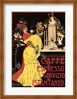 Framed Caffe Espresso