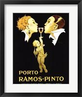 Framed Porto Ramos