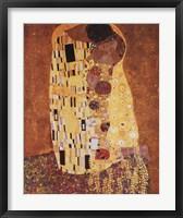 Framed Kiss, c.1908