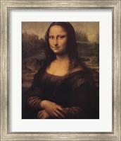 Framed Mona Lisa, c.1507