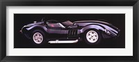 Framed Corvette Lister 327, 1958