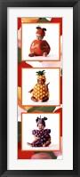 Framed Fruity Cuties