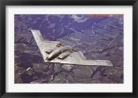 Framed Airplane B2 Bomber Spirit