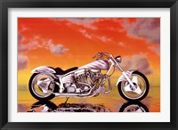 Framed Motorcycle - Custom