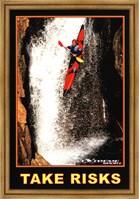 Framed Take Risks - Extreme Sport