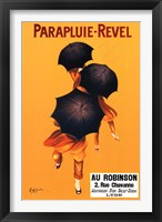 Framed Parapluie-Revel Lyon
