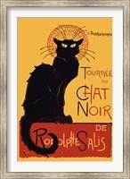 Framed Chat Noir