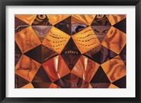 Framed Cinquenta... Tigre Real, c.1963