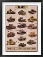 Framed Tanks