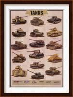 Framed Tanks