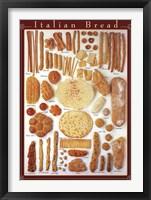 Framed Italian Bread