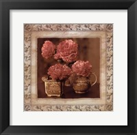 Framed Imperial Peony II