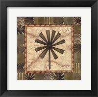 Tropical Leaf II Framed Print