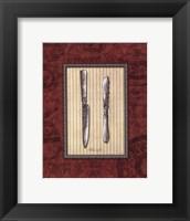 Knife Framed Print