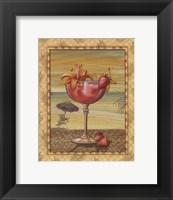 Island Nectar I Framed Print