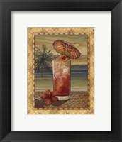 Framed Island Nectar III