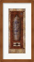 Framed China Vase III