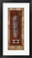 China Vase III Framed Print