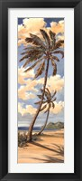 Framed Palm Breeze I