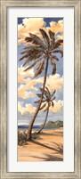 Framed Palm Breeze I