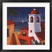 Framed Antigua I
