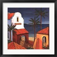 Framed Antigua II