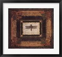 Dragonfly I Framed Print