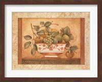 Framed Frutta Alla Siena II