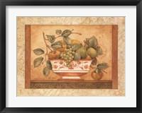 Frutta Alla Siena II Framed Print