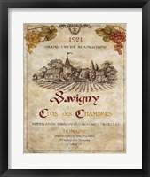 Framed Savigny