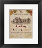 Savigny Framed Print