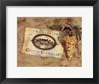 Chambertin Framed Print