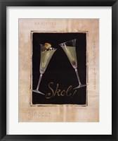 Cheers! III Framed Print