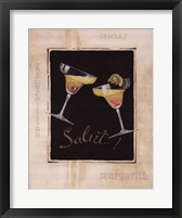 Cheers! IV Framed Print