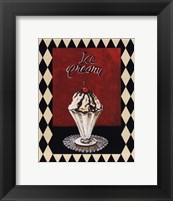 Framed Desserts IV