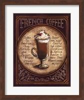Framed French Coffee