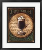 Framed Irish Coffee