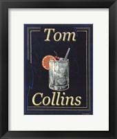 Tom Collins Framed Print